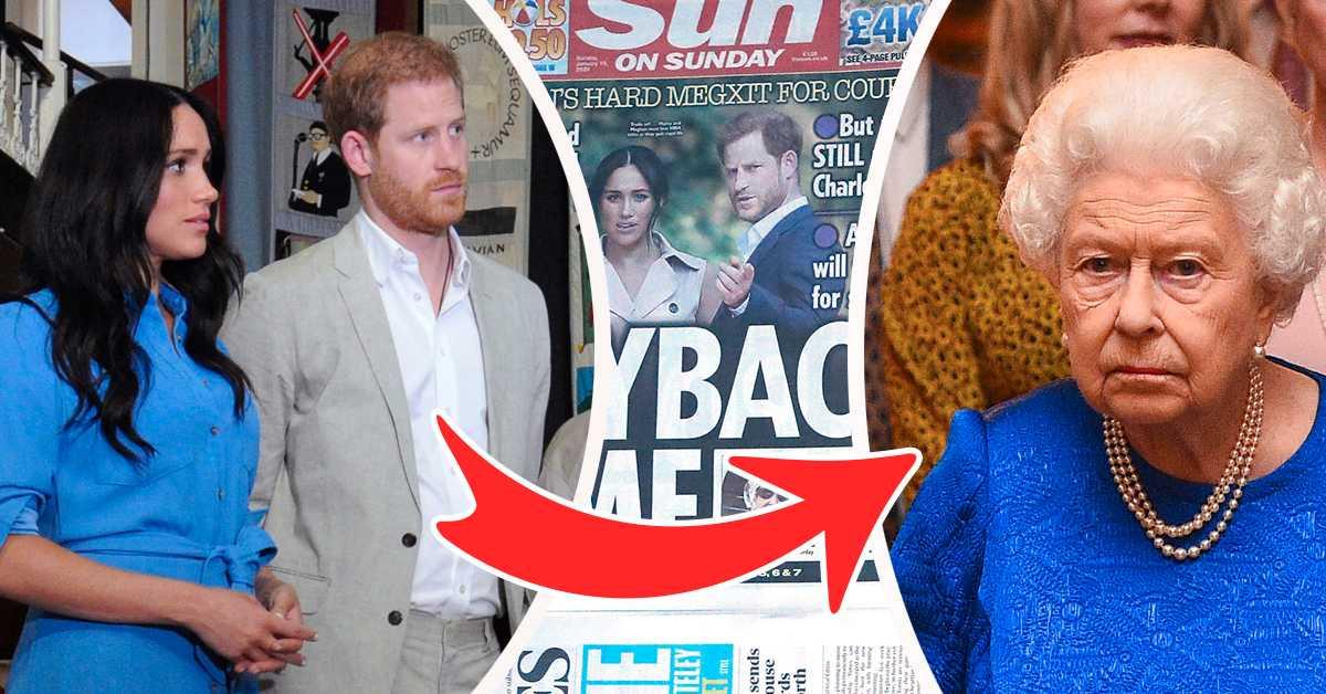 Drottningens beslut är ett dråpslag för Harry