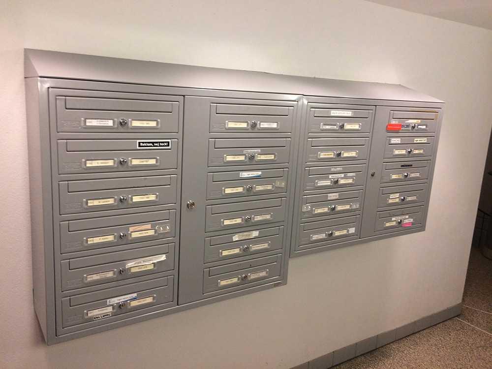 Alirezas postbox