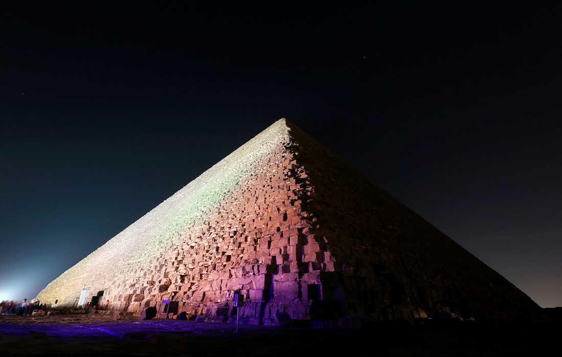 Keopspyramiden.