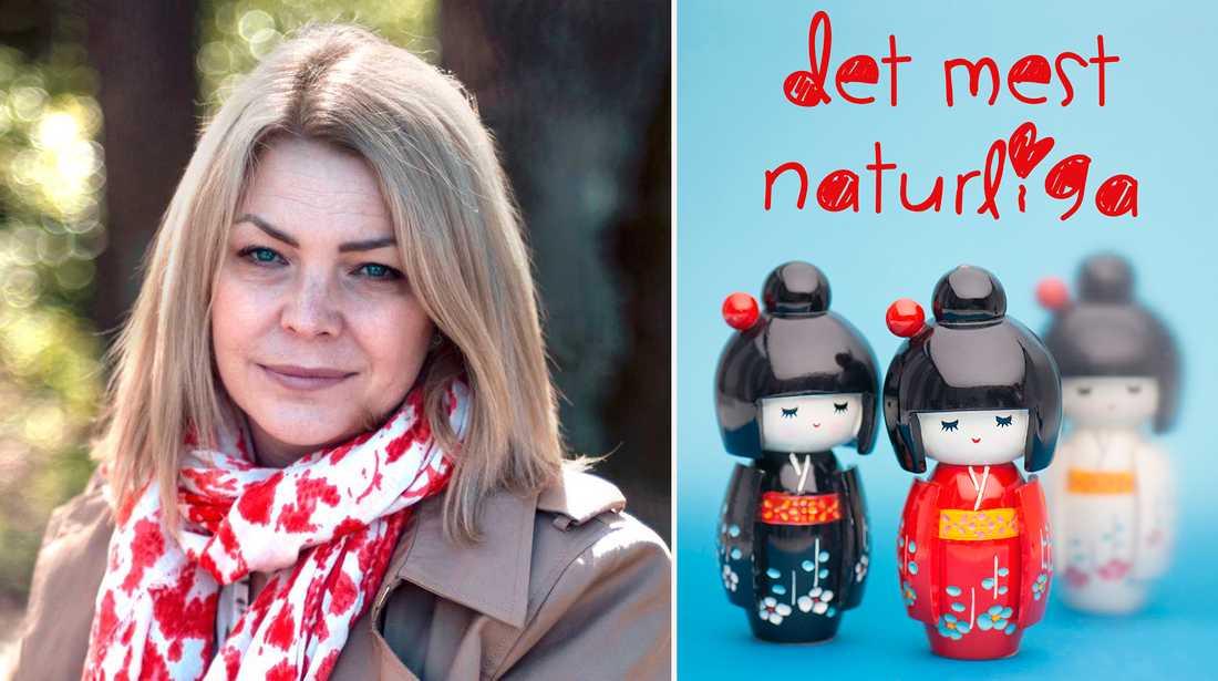 """Vinn boken """"Det mest naturliga"""" av Susanne Burelo."""