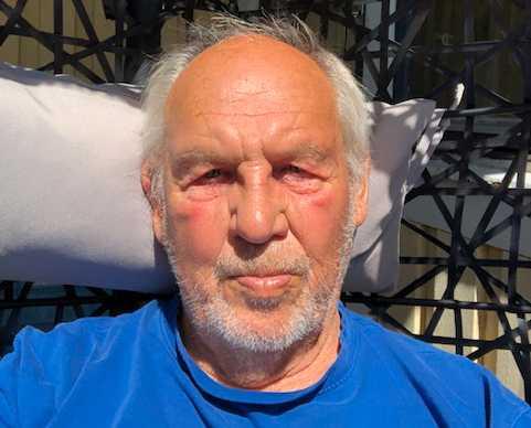 Jan Erik, 83, blev av med hemtjänsten när han isolerade sig på landstället – nu får han vänta på vaccin.