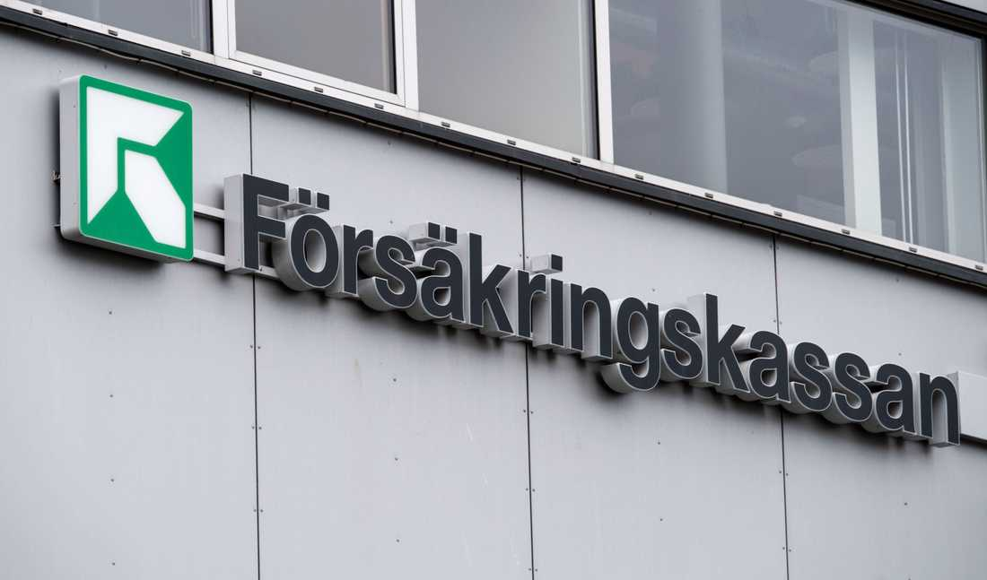 En man i Sundsvall misstänks ha bluffat till sig pengar av Försäkringskassan. Arkivbild.