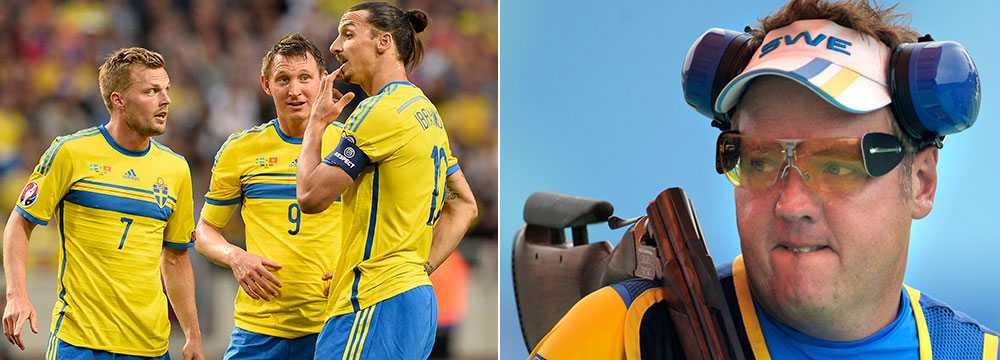 Bitter eller inte? Håkan Dahlby förstår inte varför fotbollsherrarna får all sponsring.