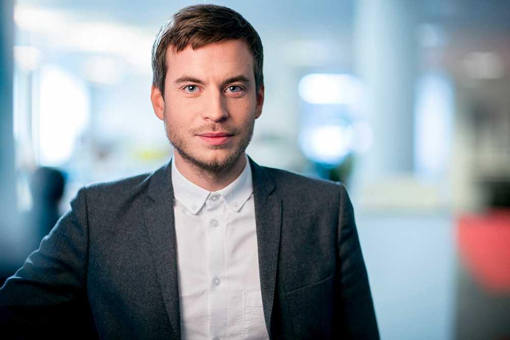 Carl-Erik Stjernvall, teknisk expert på Motormännens riksförbund.