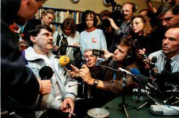 FRIAD I december 1989 frias Pettersson för Palmemordet av hovrätten.
