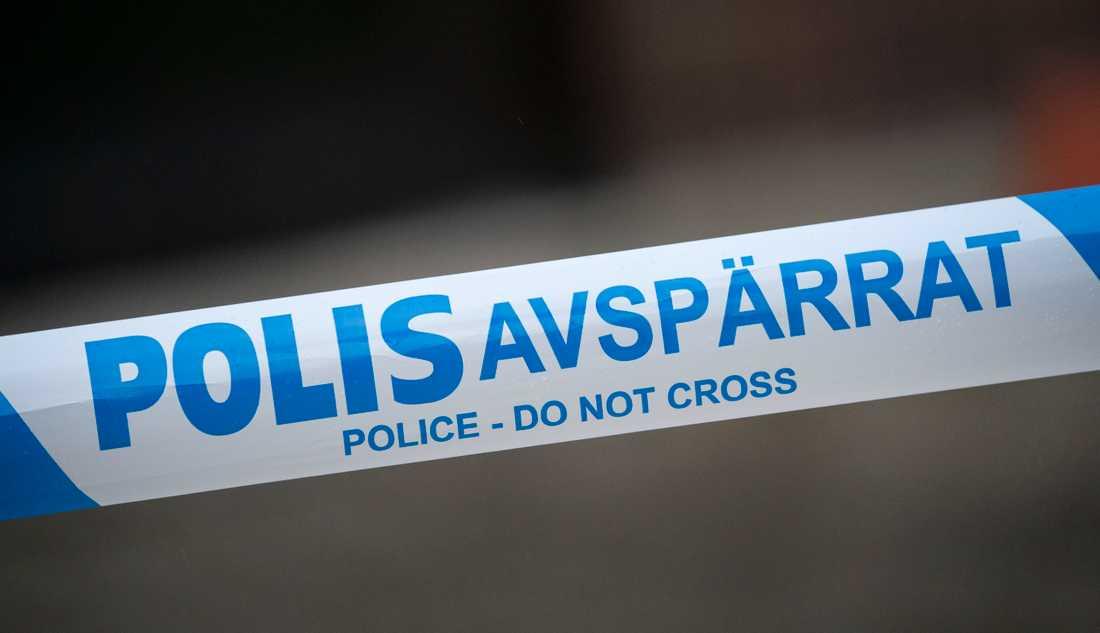 En man har gripits för mord i Karlstad. Arkivbild.