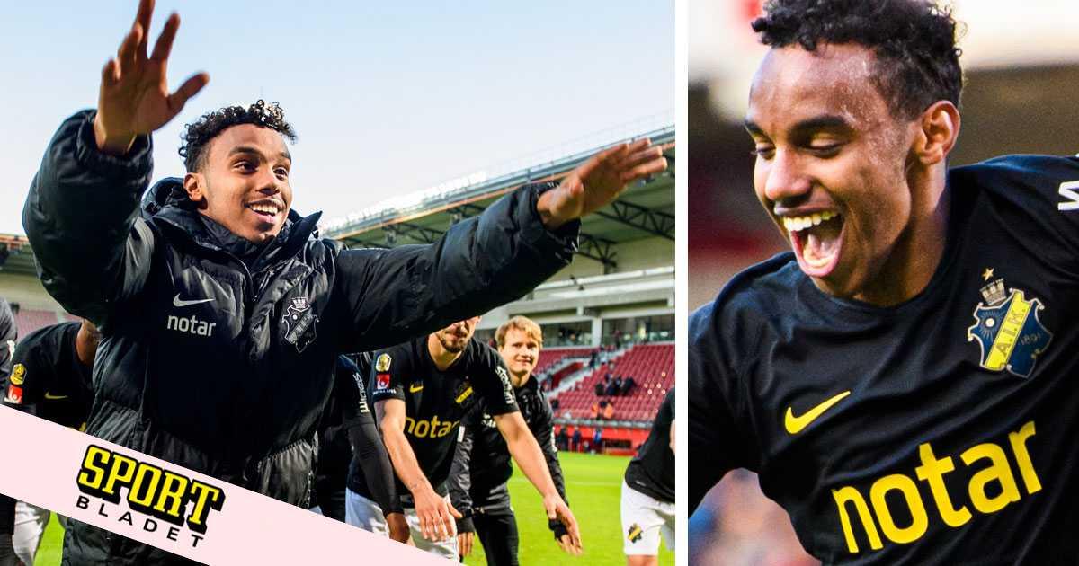 """AIK:s nya superlöfte: """"Det var magiskt"""""""