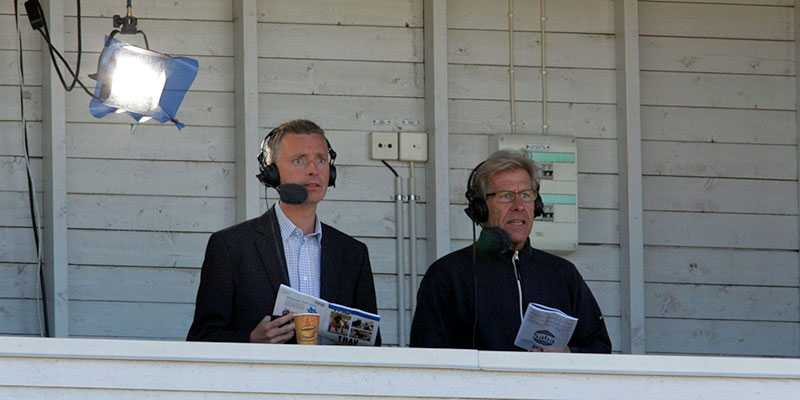 Lennart Forsgren till höger.