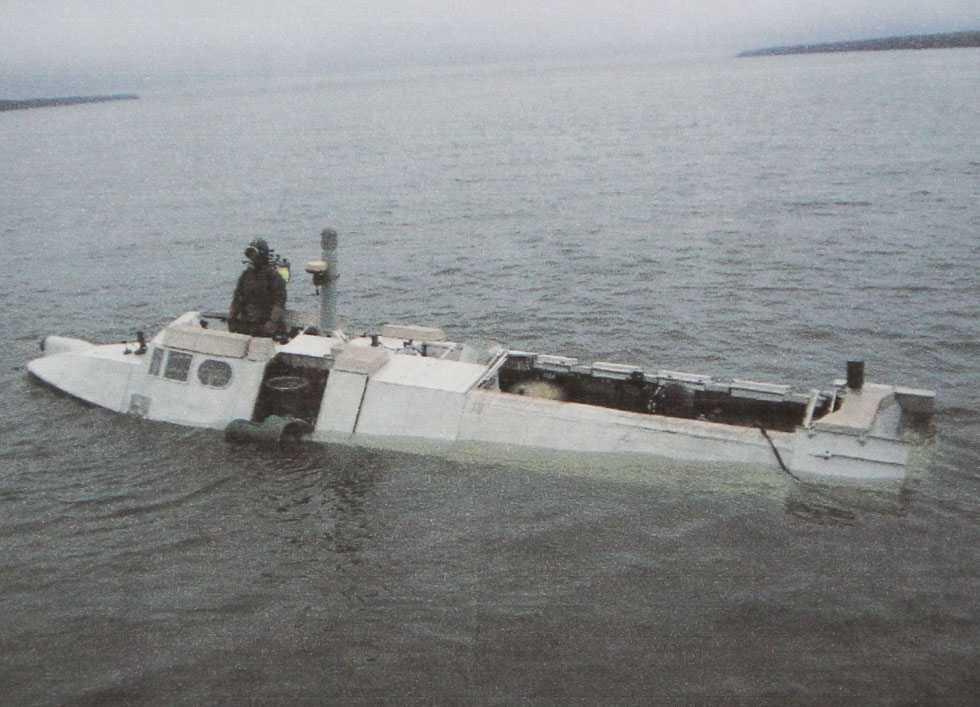 Säkerhetsexperten Joakim von Braun säger till Expressen att det kan vara en rysk miniubåt av typen Triton-NN som nu söks av det svenska försvaret.
