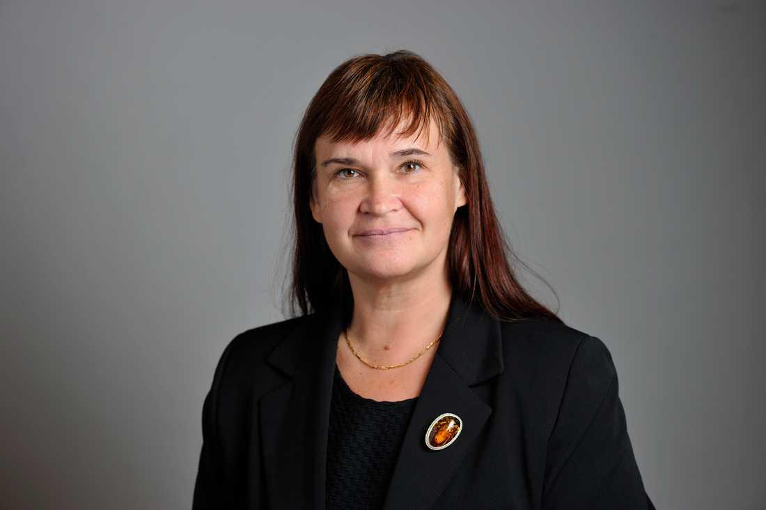 Annika Lillemets lämnar Miljöpartiet.
