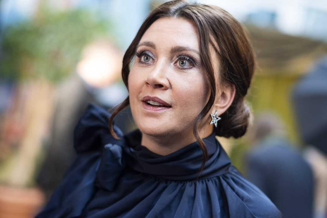 Camilla Läckberg.