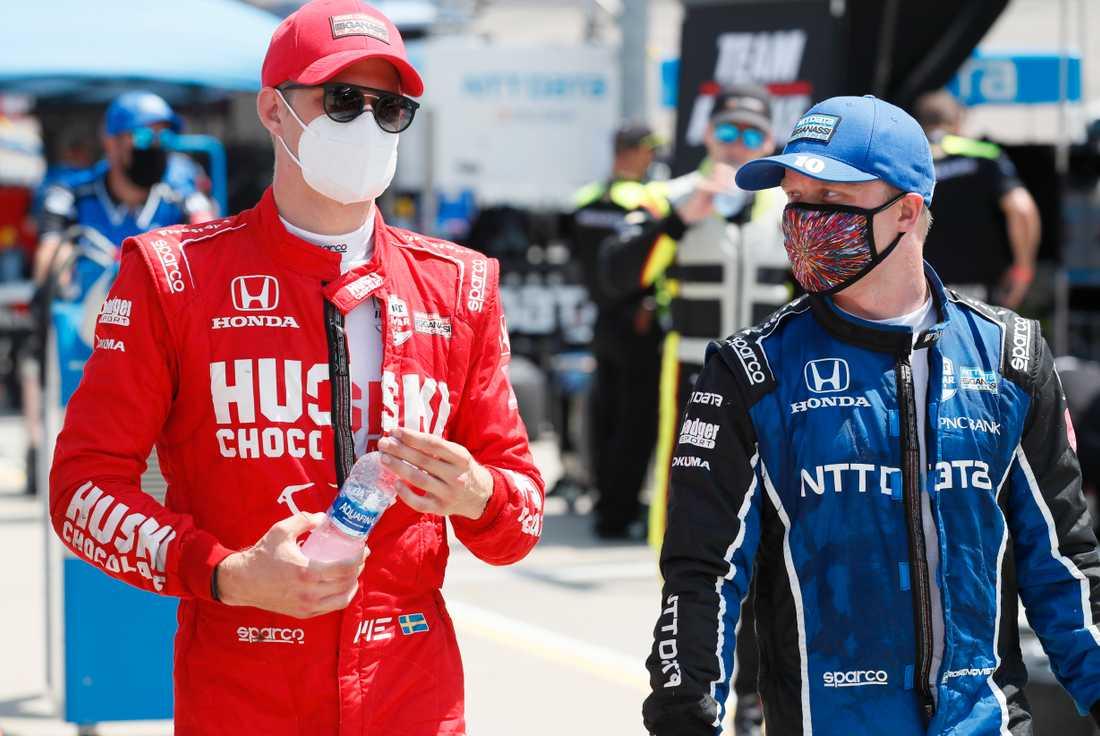 Guide till Indy 500 2020 - med Marcus Ericsson och Felix Rosenqvist