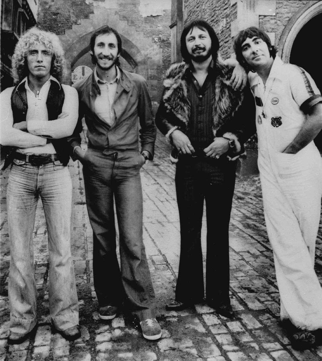 The Who 1976.