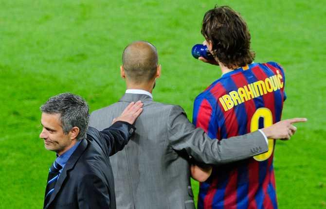 Ett av Zlatans drömmar är att vinna Champions League. Något han trodde skulle bli verklighet i Barcelona redan under debutsäsongen. Istället blev laget utslaget i semifinalen mot hans förra klubb Inter, med hans förre tränare José Mourinho.