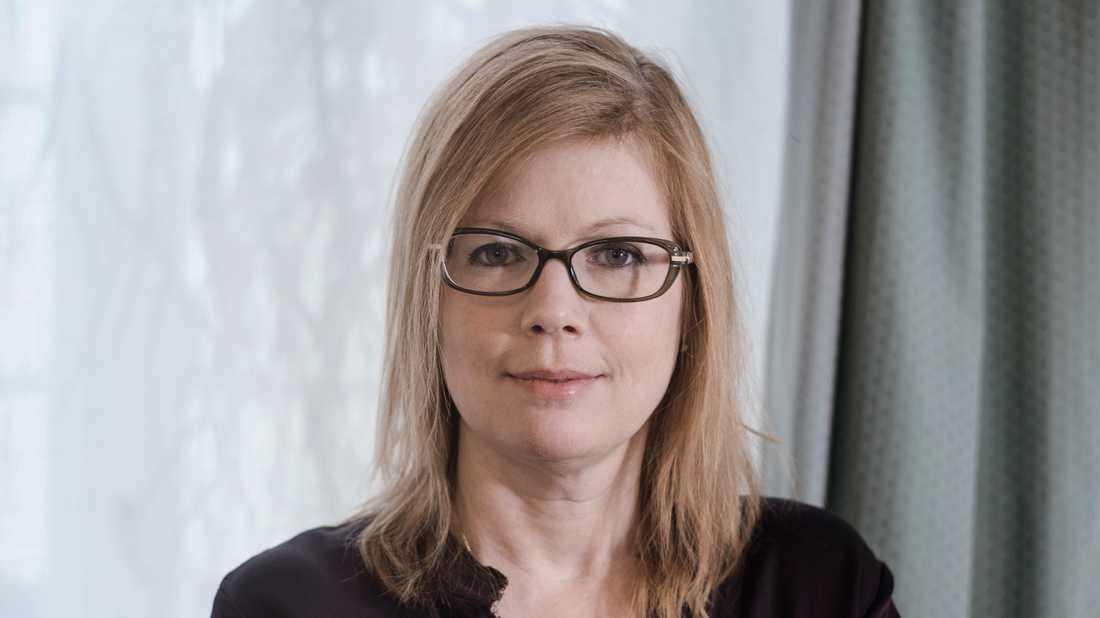 – Det rimliga är att de föräldrar som frivilligt avstår från vaccination inte ska hindra andra barn från att välja förskola, säger Anna Starbrink, Liberalerna.
