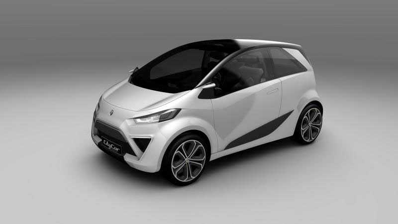 Lotus citybil ska vara redo för lansering i oktober 2013.