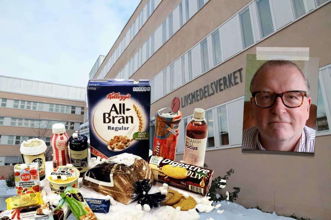 Tjänsten som generaldirektör på Livsmedelsverket är utlyst. Lars-Erik Litsfeldt står till förfogande. Här är hans första åtgärdsplan.