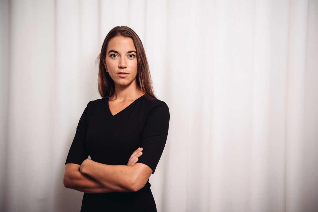 Johanna Kull, sparekonom på Avanza.