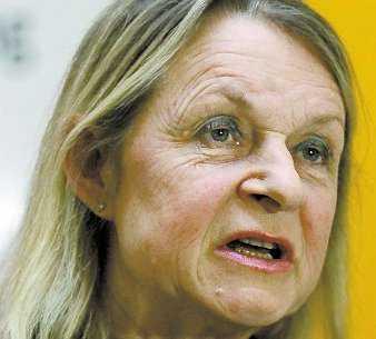Ingela Gardner Sundström, 64, förhandlingsdelegationens ordförande: 66 000 kronor per månad (varav 60 000 som kommunalråd i Österåker).