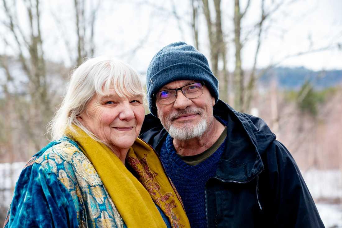 Sarah och Göran Mårskog flyttade till Sollefteås skogar 1973. Hon var då 28 år och han var 25. Än i dag bor paret kvar.