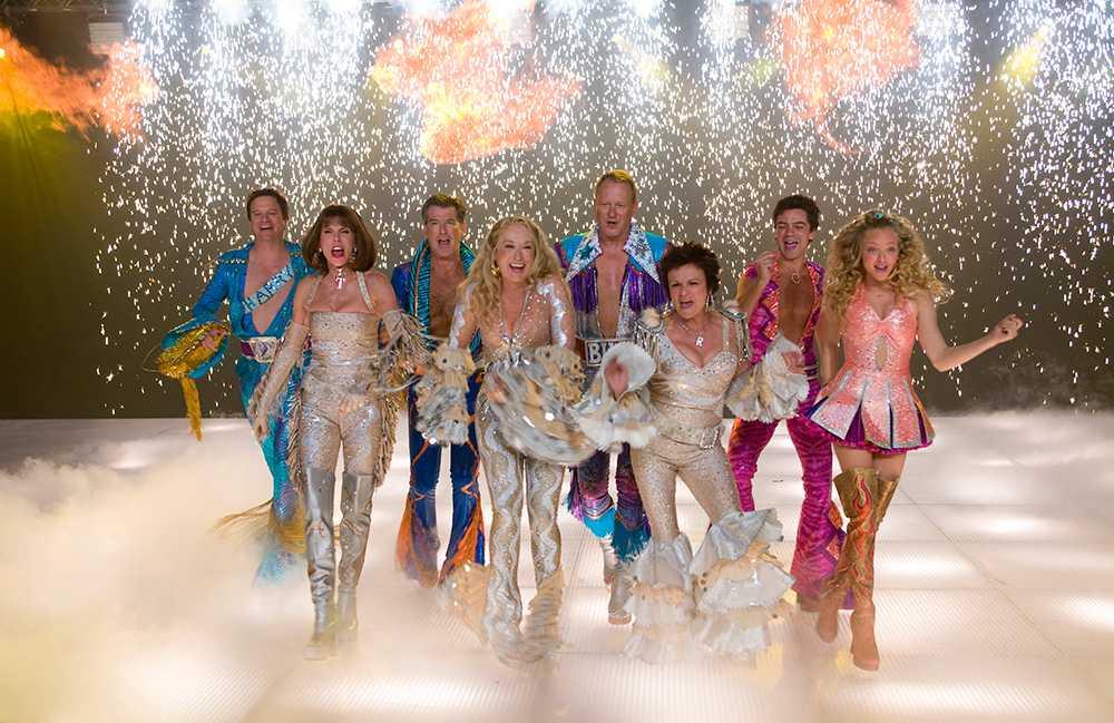 Första Mamma Mia-filmen