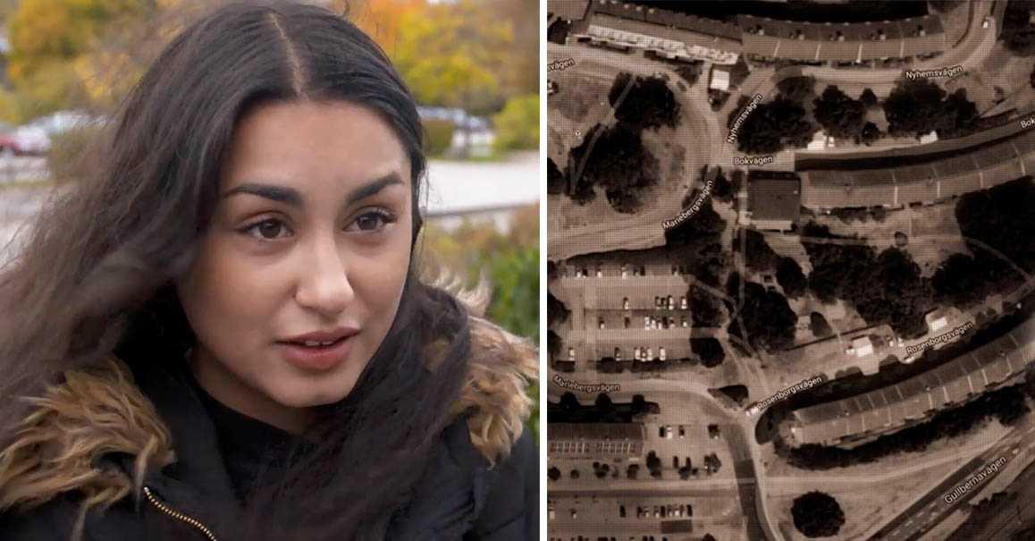 Zonja, 18, attackerades mitt på ljusa dagen – polisen vädjar om hjälp