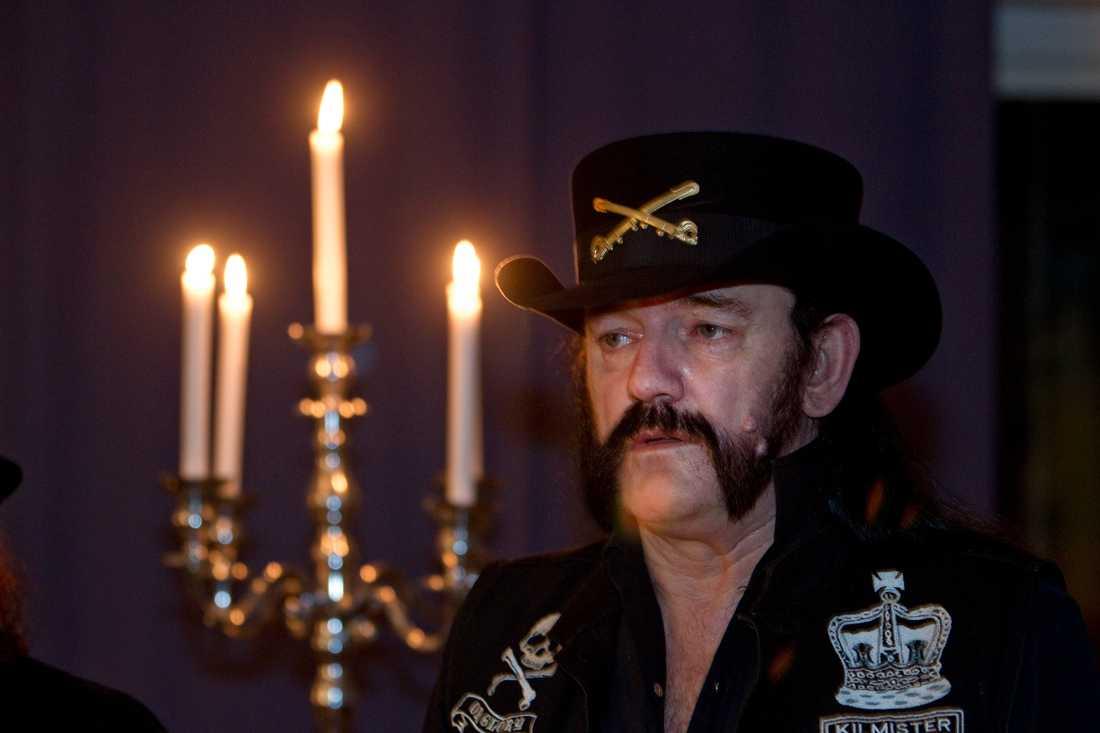 Lemmy Kilmister, Motörhead.
