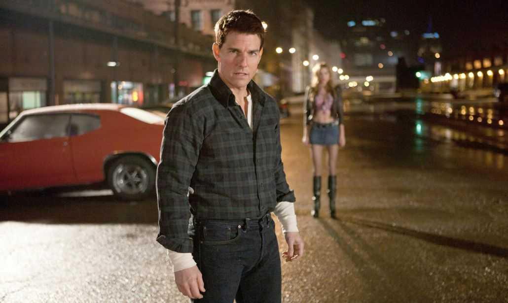 """Tom Cruise som """"Jack Reacher"""""""
