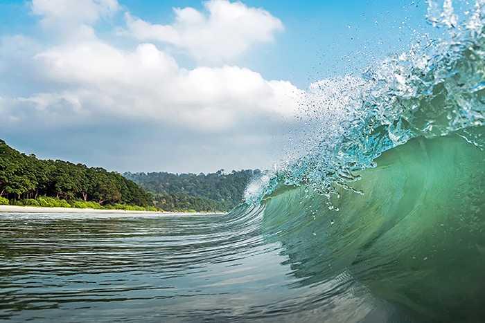 När öarna öppnas upp kan besökarna snorkla och dyka i det klara vattnet.