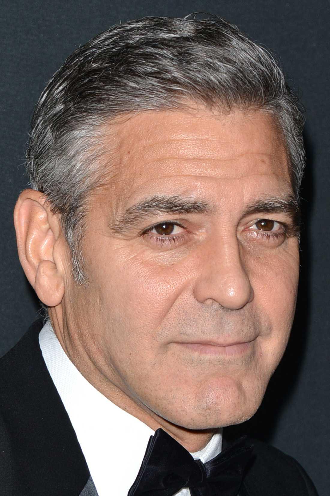 George Clooney tänker inte börja twittra.