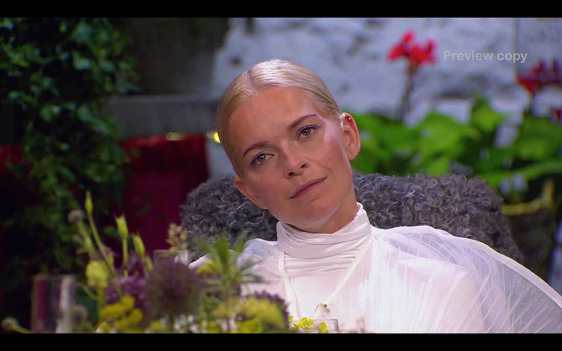 """Petra Marklund i """"Så mycket bättre"""""""