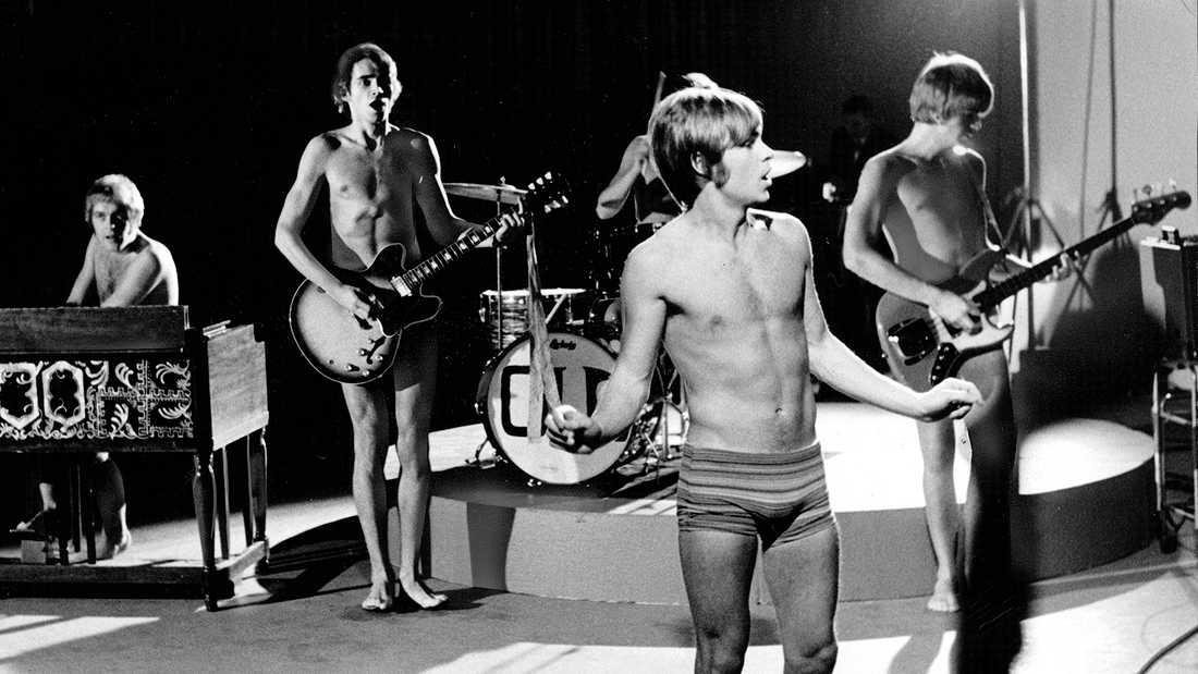 Ola & the Janglers 1968.