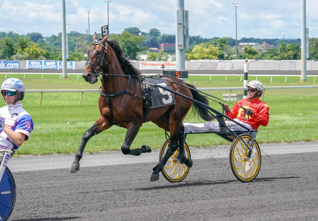 Greenshoe tillsammans med Brian Sears i Peter Haughton Memorial.