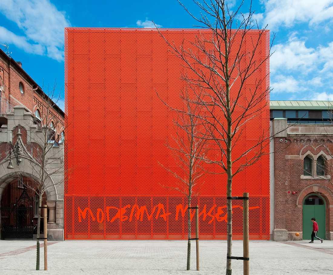 Moderna Museet har just nu ingen utställning och har således inte påverkats i någon större utsträckning av coronaviruset.