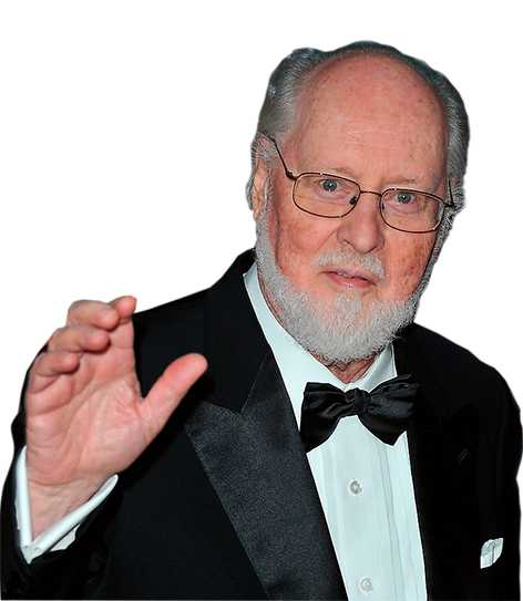 John Williams (född 1932) har skrivit Star wars filmmusik.