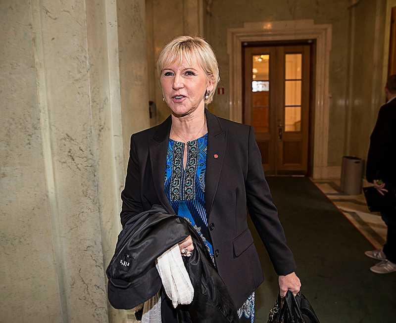 Nya utrikesministern Margon Wallström (S) ser över alla möjligheter att få Dawit fri.