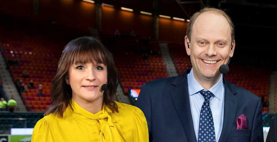 Lena Sundqvist och Lasse Granqvist – omväxling som förnöjer