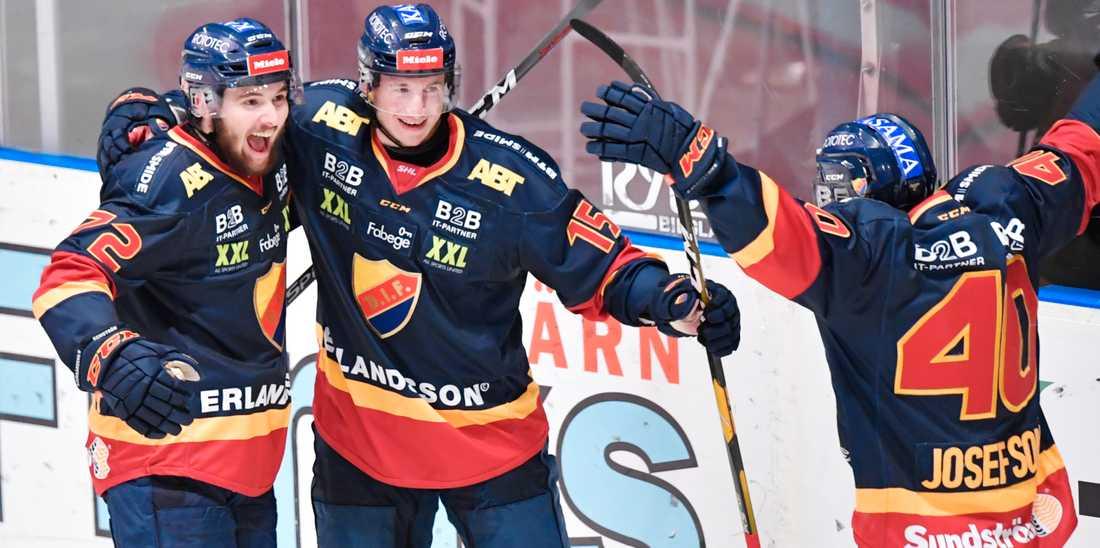 Emil Bemström, Jakob Lilja och Jacob Josefsson