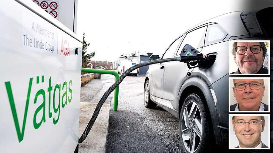 Vi anser att vätgas ska vara en viktig del av vår förmåga att säkra tillräcklig energiförsörjning. Utan tillräcklig energiförsörjning tappar Uppsala både attraktion och konkurrenskraft, skriver Matts Ytterström, Ulf Tillman och Stefan Hanna från Utvecklingspartiet Demokraterna.