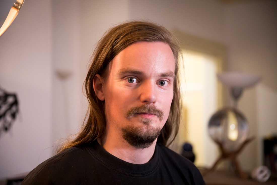 Kasper Emil Feld var Peter Madsens medhjälpare i raketverkstaden.