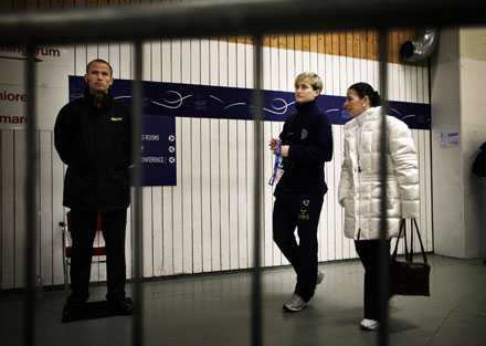 Berntsson taggad Kristoffer har tagit till mental coachning inför VM på hemmaplan.