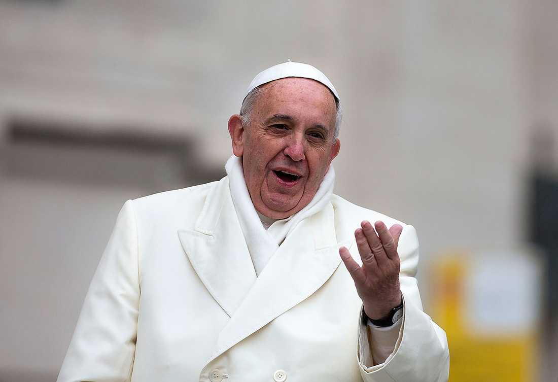 Fascinerar hela världen Påve Fransiskus har visat att han sätter ledarskapet framför makten – en bristvara i dagens värld.