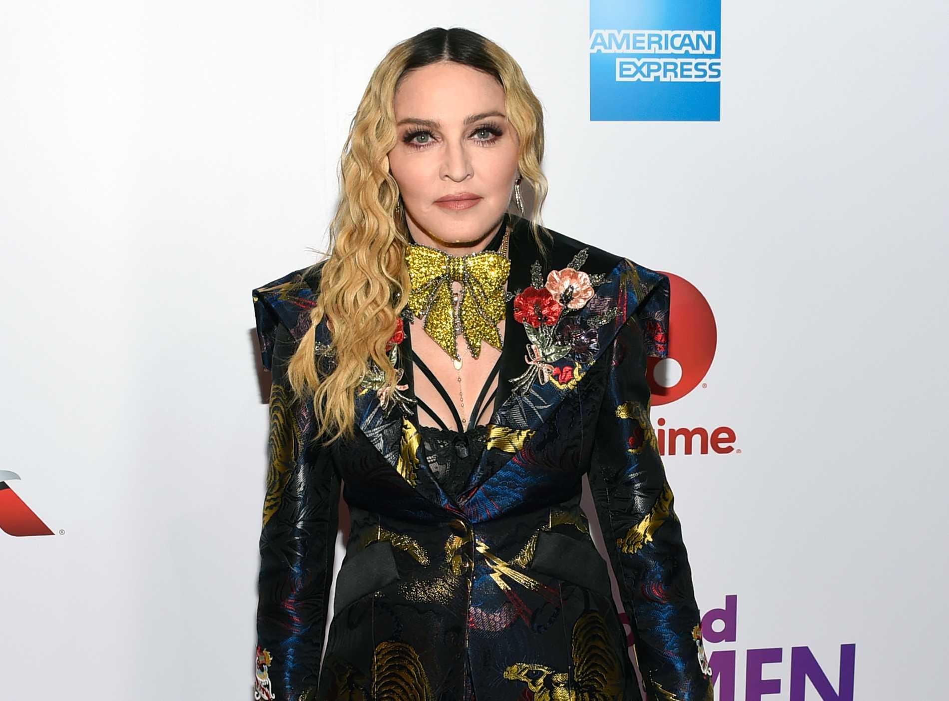 Madonna skadad – tvingades ställa in
