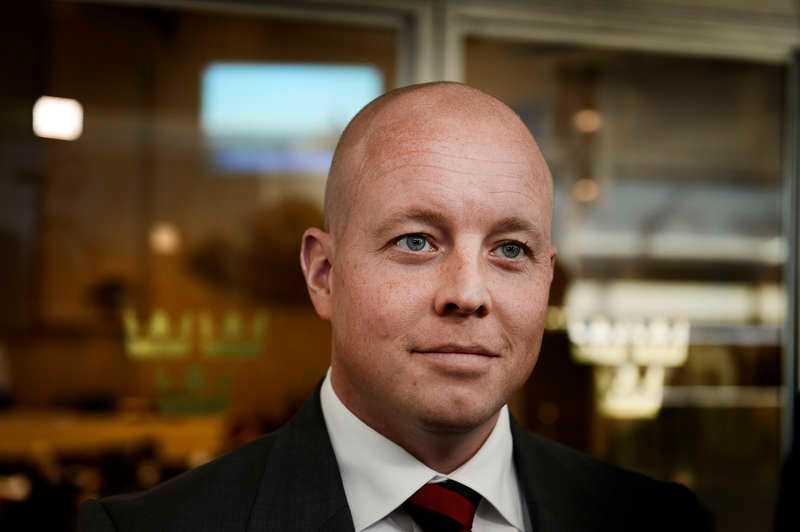 Björn Söder.