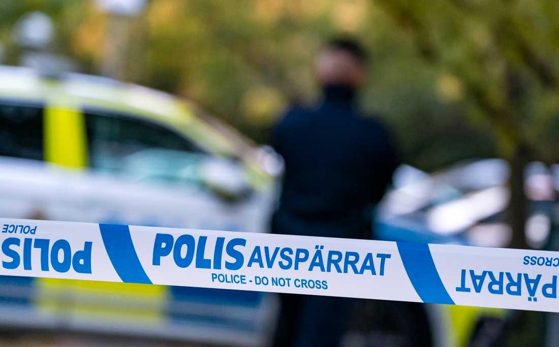 Den man som hittats död i vattnet i södra Alingsås är den man i 25-årsåldern som varit försvunnen sedan mitten av oktober. Arkivbild.