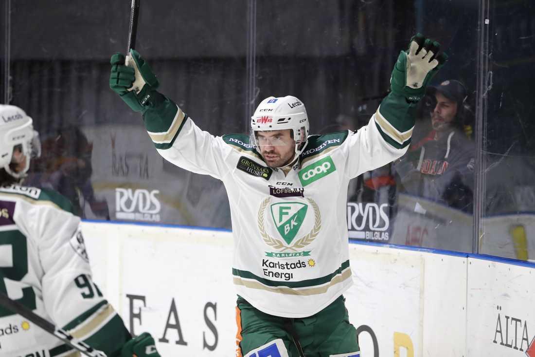 Färjestads Martin Johansson blir borta från spel i minst sex veckor.