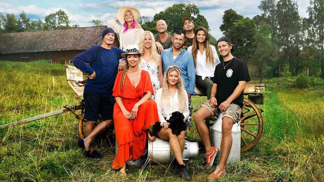 """Sigrid Bernson deltog i senaste säsongen av """"Farmen VIP""""."""