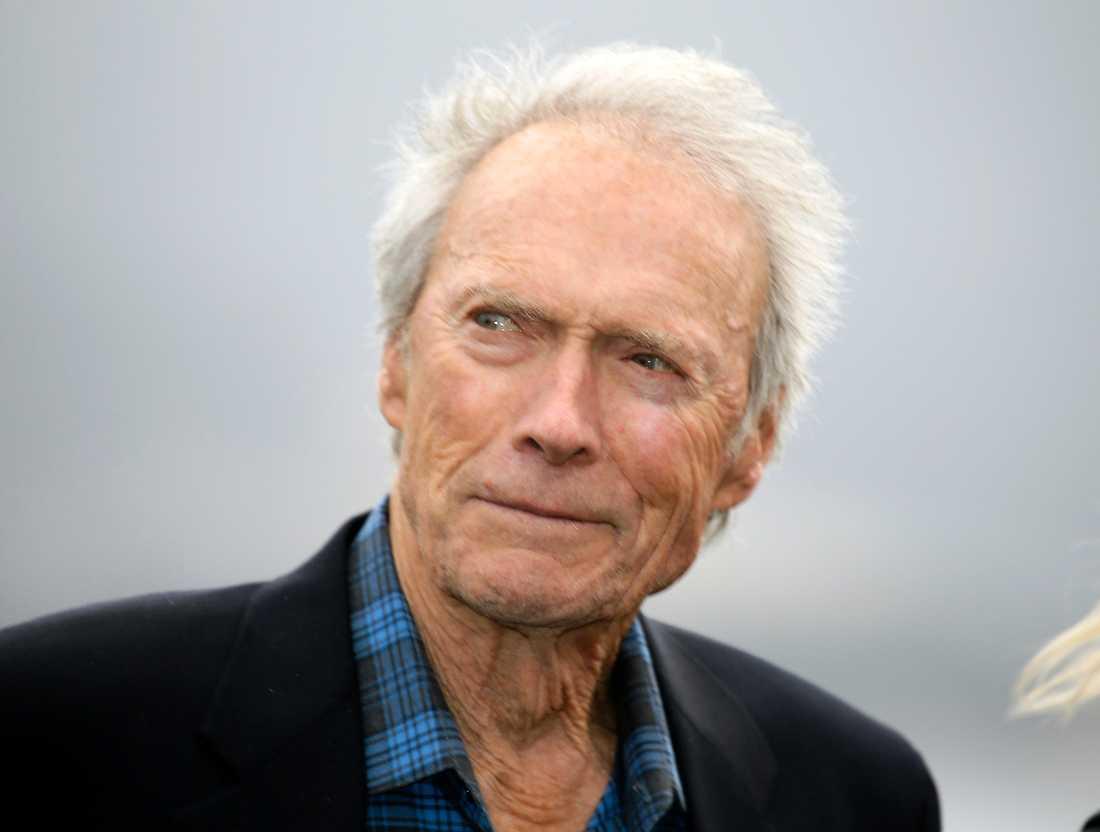 Clint Eastwood behöver inte vittna i fransk domstol. Arkivbild.