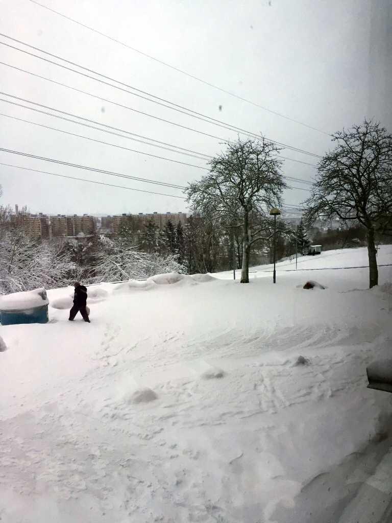 Albyberget, Norra Botkyrka