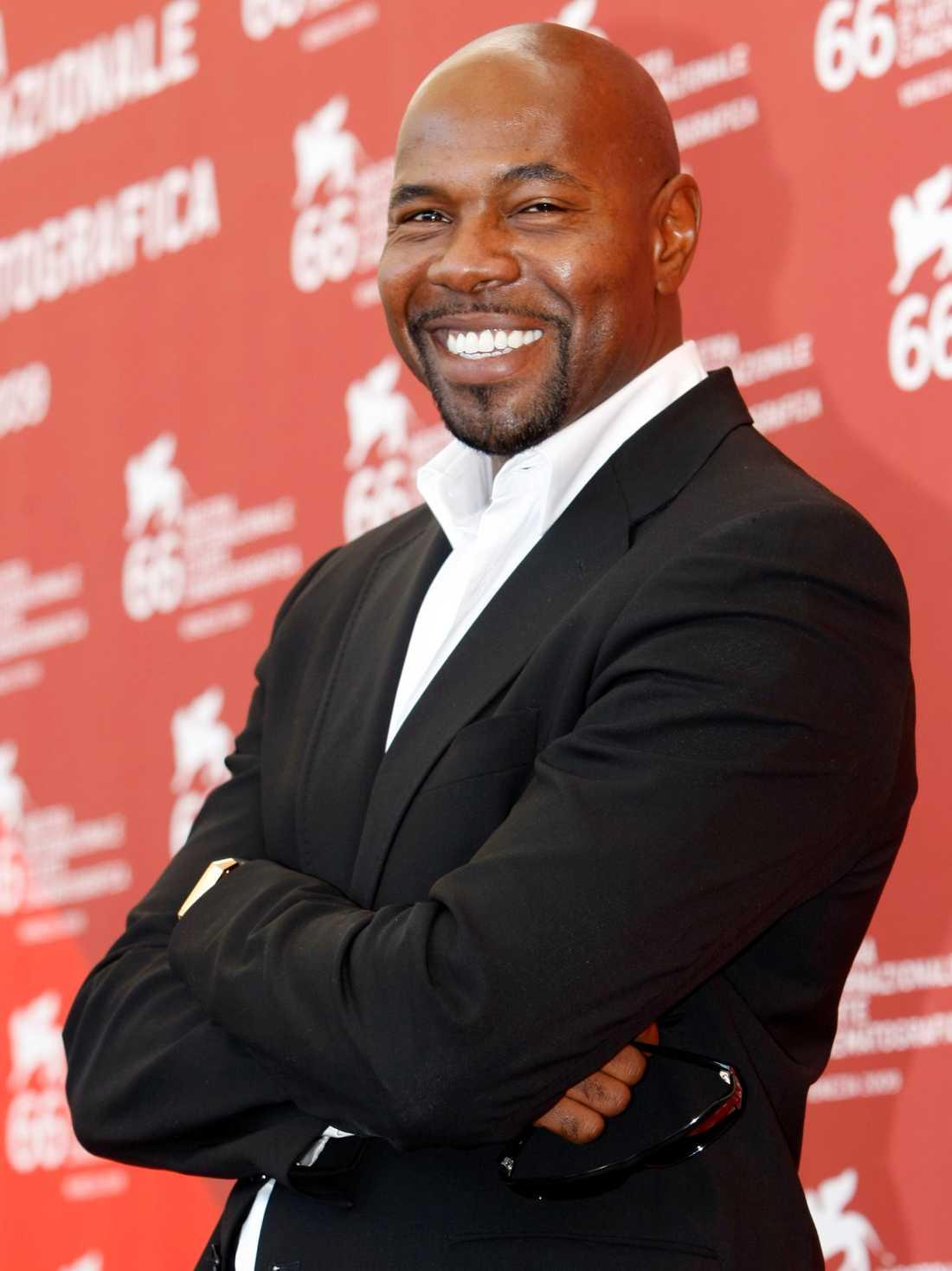 Regissören Antoine Fuqua.